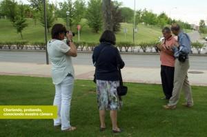 Curso de fotografía en Logroño