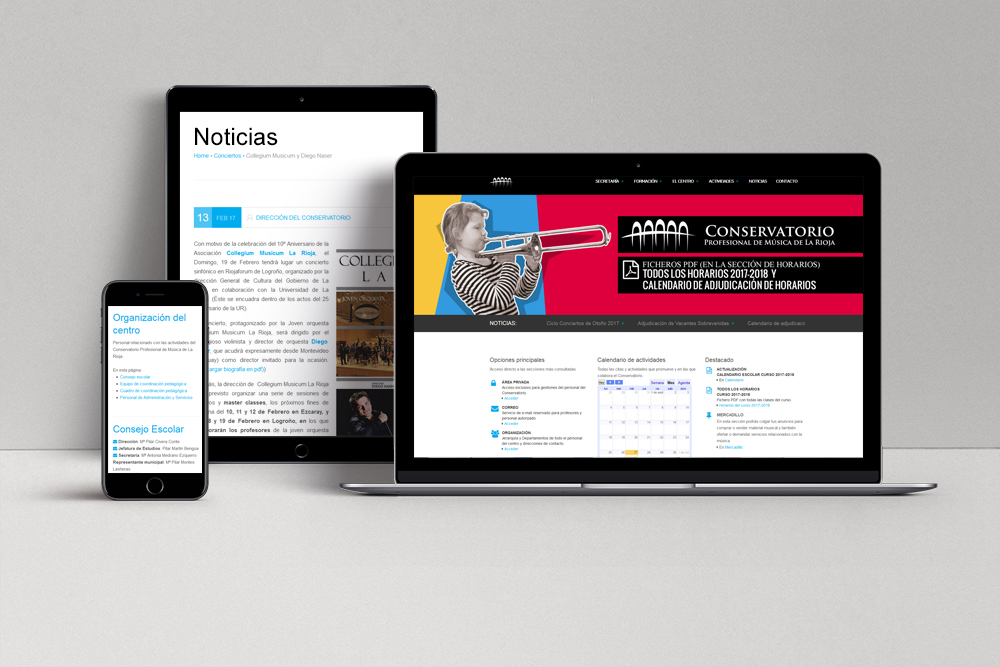 Conservatorio Profesional de Música de La Rioja